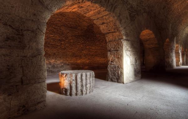 Roman criptoportico